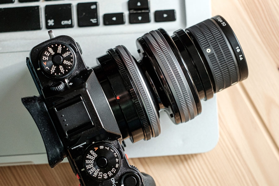 Lensbaby Edge 50 lens