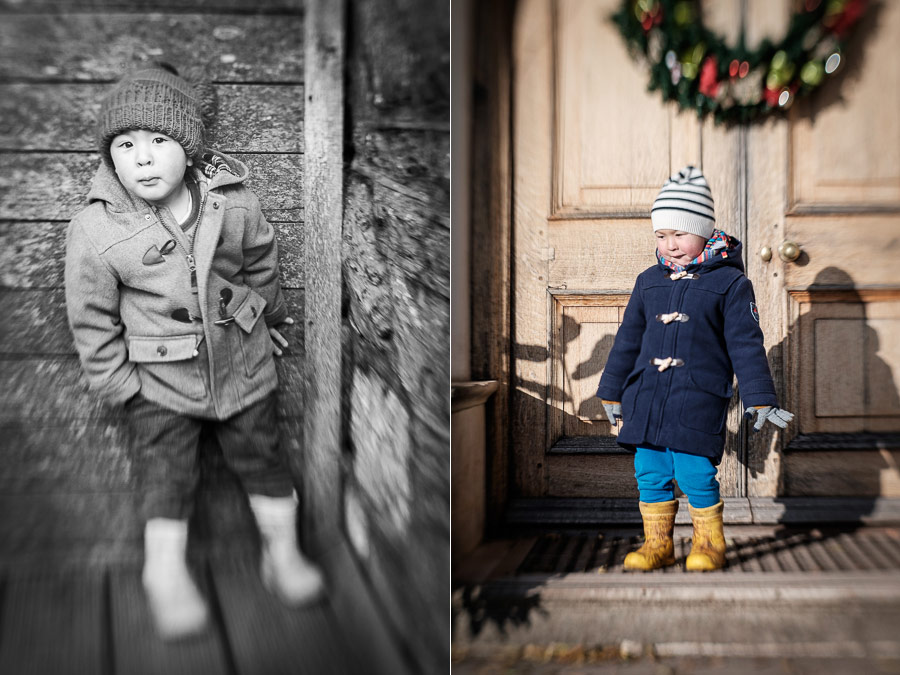 Photographing children with Lensbaby Sol 45 lens