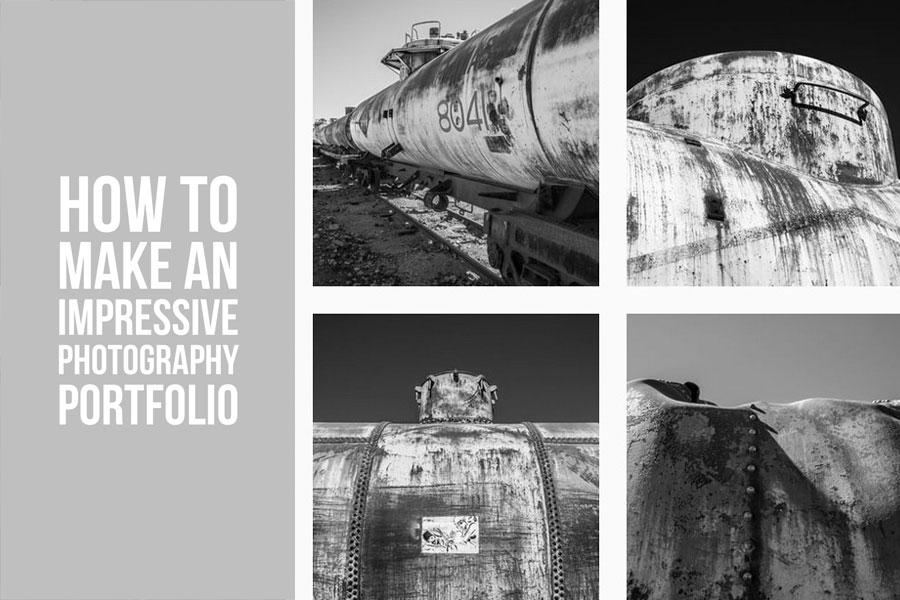 How To Make An Impressive Photography Portfolio