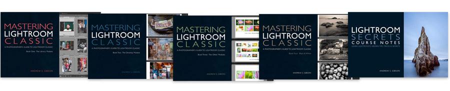 Lightroom Classic ebook bundle