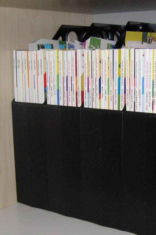 How to Organize Magazines and Newspapers | Bonnie Donahue