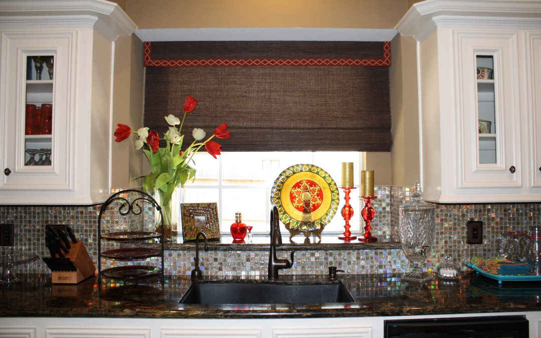 Kitchen Window Covering