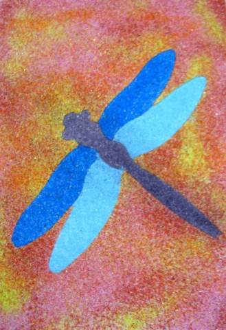 Dragonfly San dArt