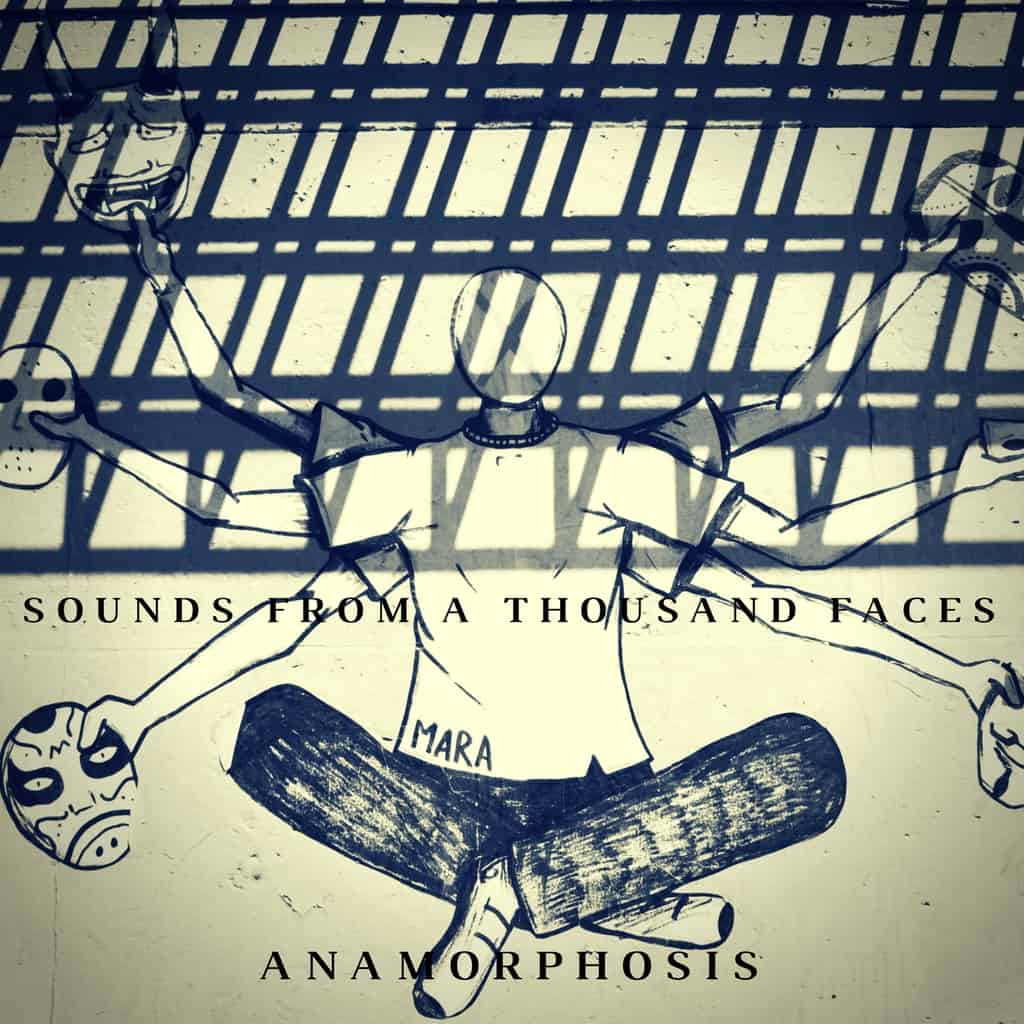 Album Cover - Sounds from a Thousand Faces by Anamorphosis