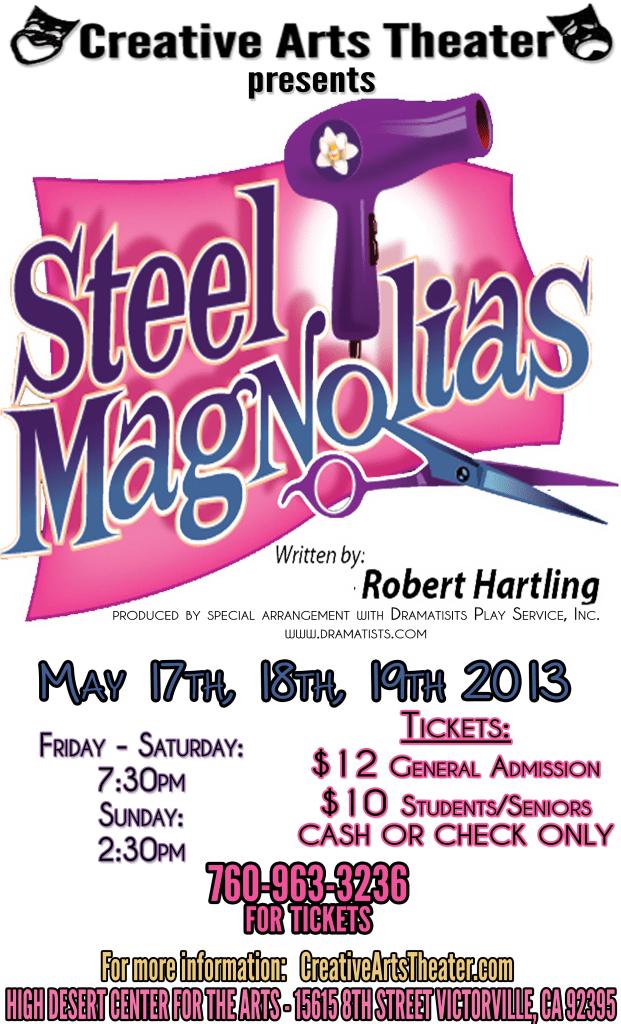 Steel Magnolias Poster