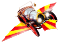 Chitty Chitty Bang Bang - April 10 - 26th 2015