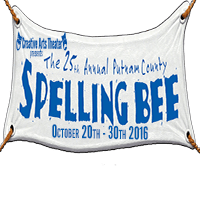 The 25th Annual Putnam County Spelling Bee – October 20th – 30th