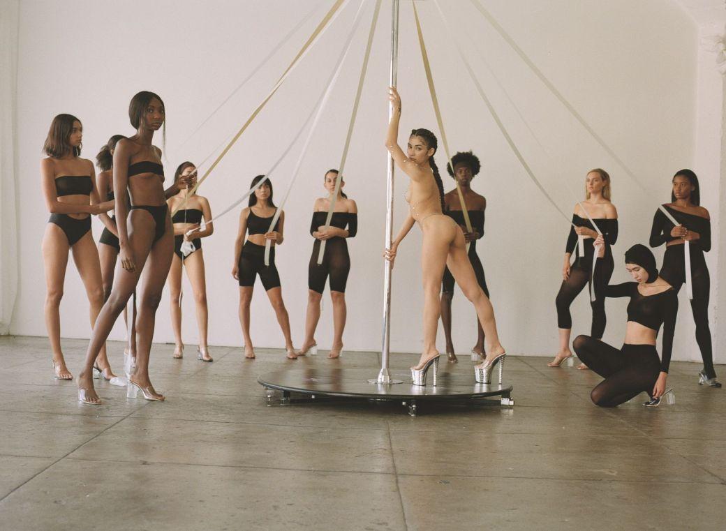 Carlota Guerrero, Spiritual Striptease, LA 2018