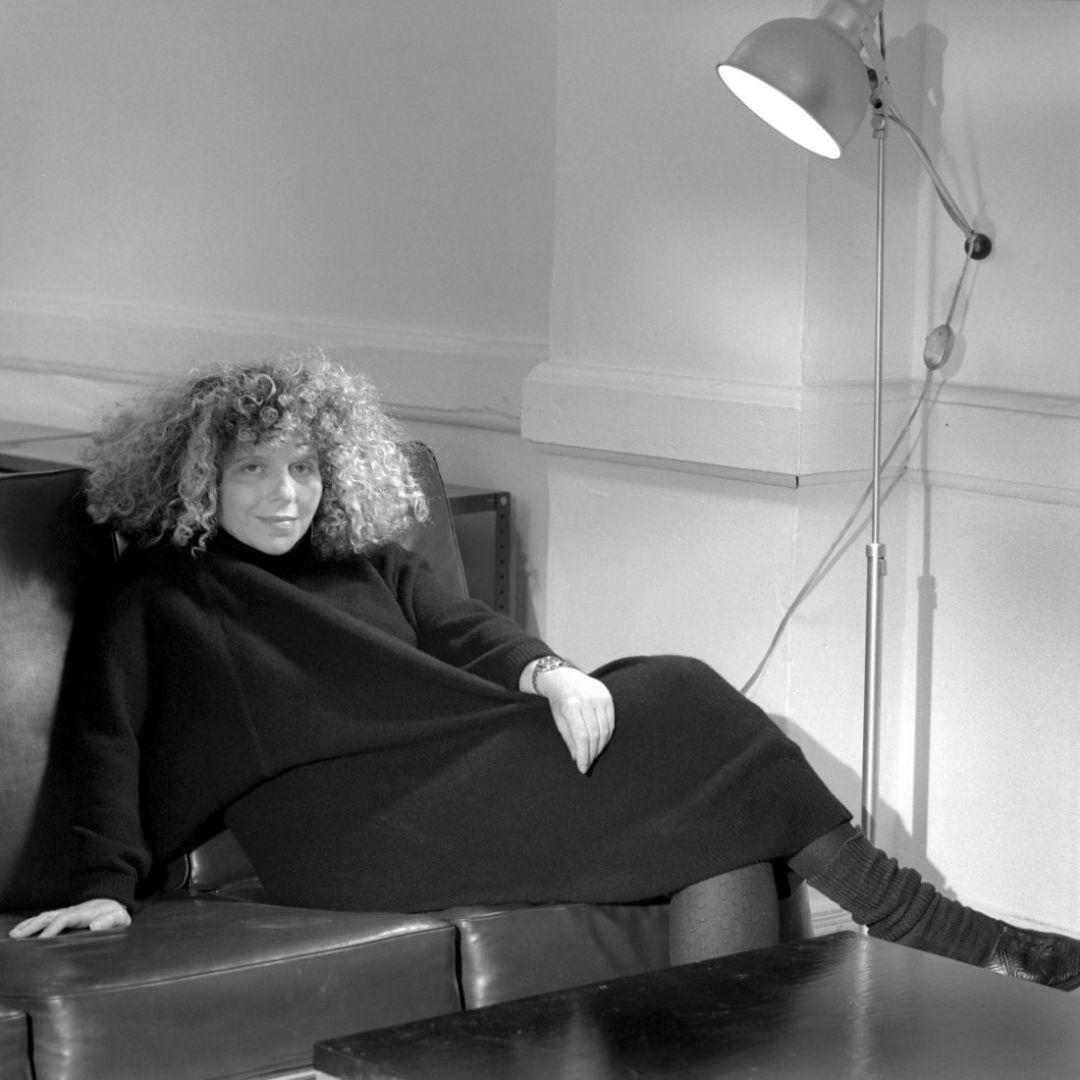 Barbara Kruger © Jeannette Montgomery Barron