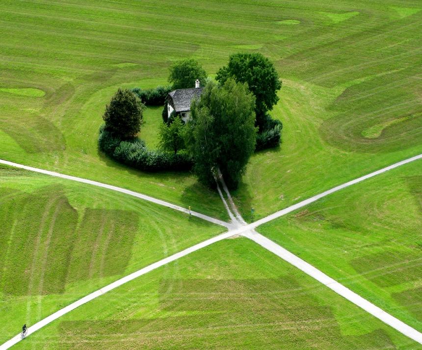 'Salzburg Cross' Mick Wells / Photocrowd.com