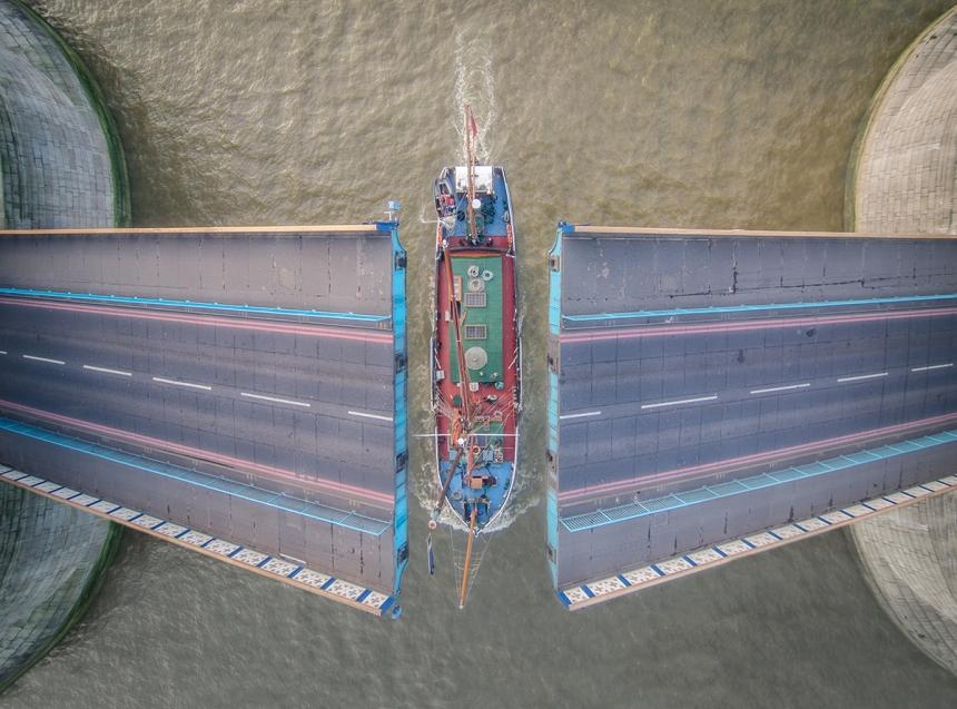 'Precision sailing' DPhotography / Photocrowd.com