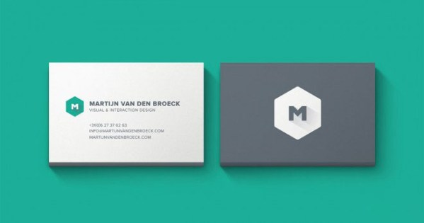 corporate-business-card-layout
