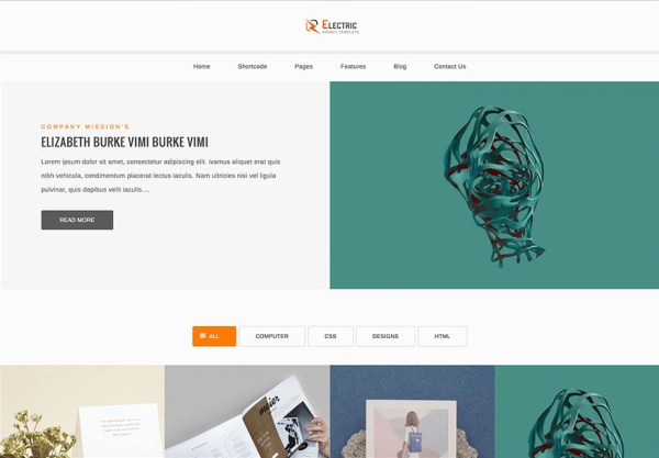 electric-wordpress-theme-for-designers