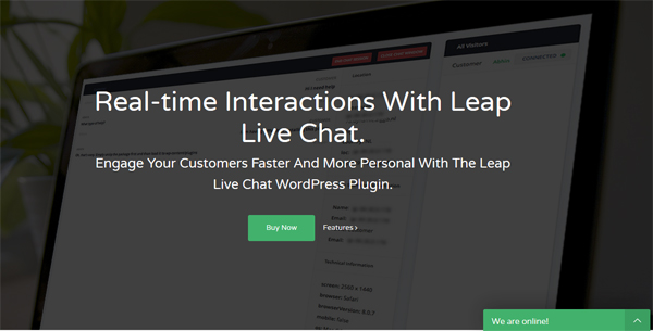 leap-wordpress-live-chat-plugin