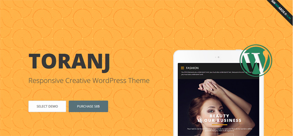 toranj-wordpress-theme