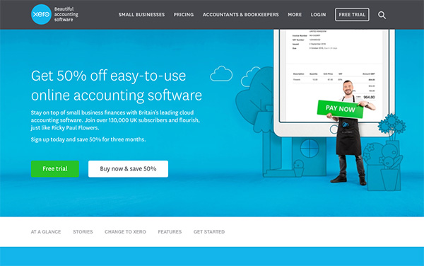 Xero Invoicing and easy to use online accounting software