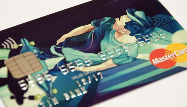 ATM card for Getin Bank - Master Card Designs