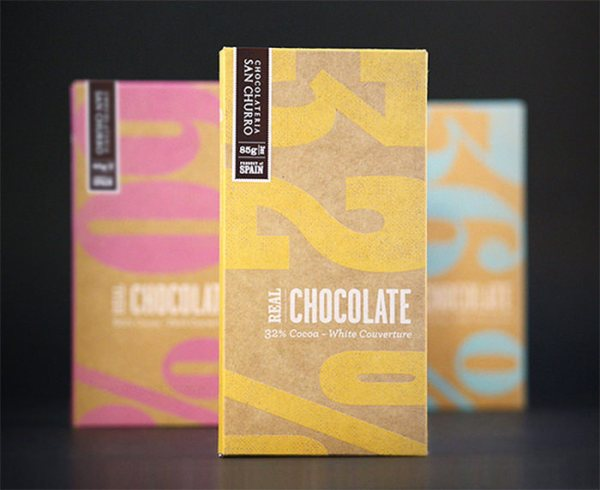 Real Chocolate Packaging