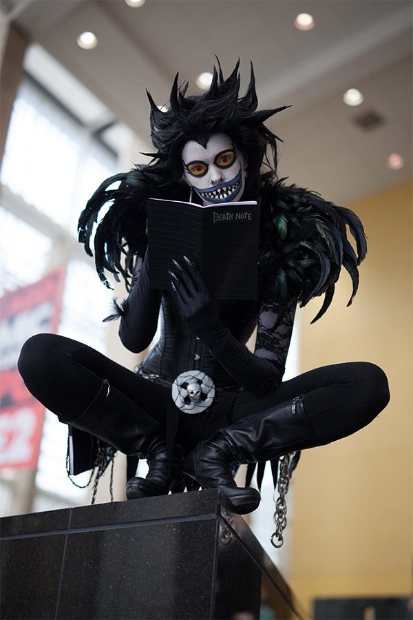 Ryuk of Death Note