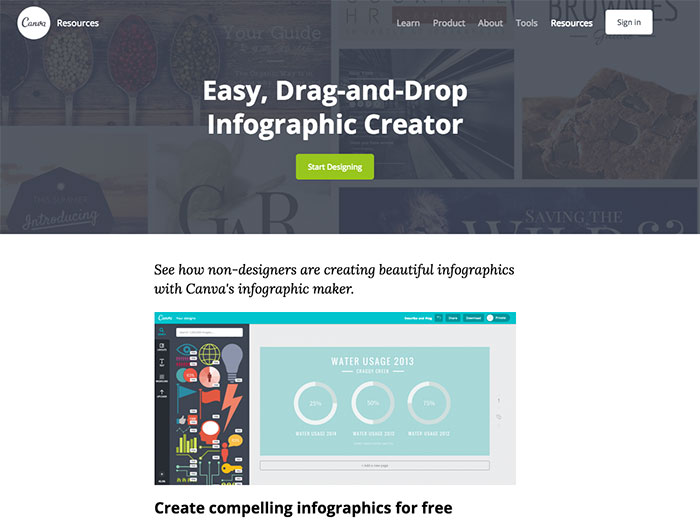 9 Tools for Creating Infographics | Creative Branding Ideas