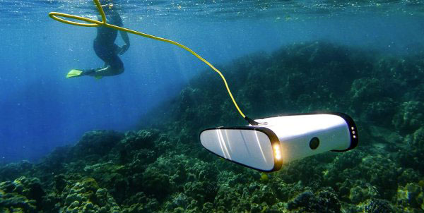 Under Water Drones for Inspections