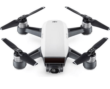 DJI Spark Drone Alpine White Mini Drone With Camera