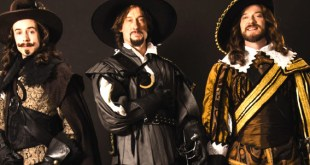 The- Three Musketeers Halloween Costume