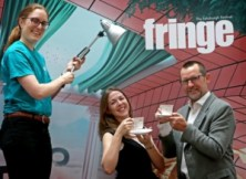 News: Fringe Swap Shop praised by Zero Waste Scotland