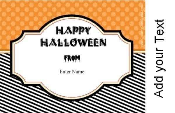 Printable halloween cards j delightful blog printable cards happy halloween cards free printable hallowen org m4hsunfo
