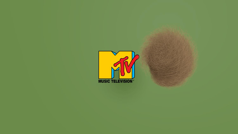 MTV – Dancing Hair Bumper