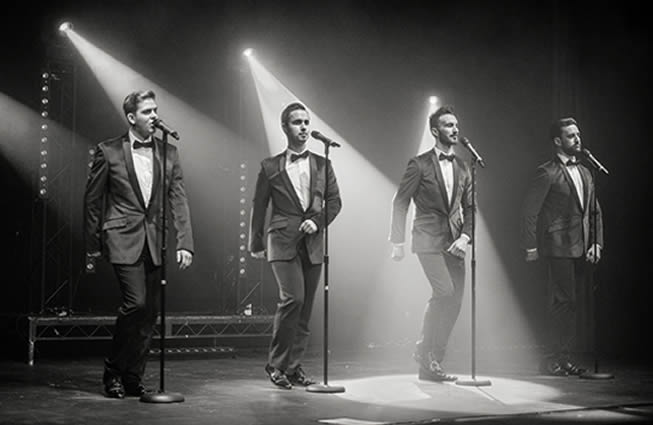 Frankie Valli & The Four Seasons Tribute