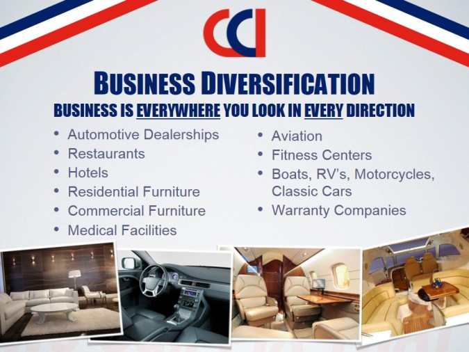 CCI Leather Franchise Services Introduction