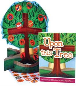 Upon A Tree - Sticker Booklet and Poster