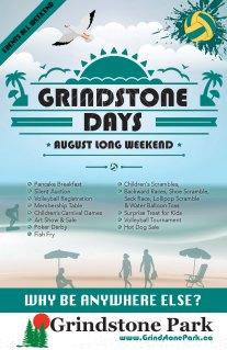 Grindstone Days - 2015