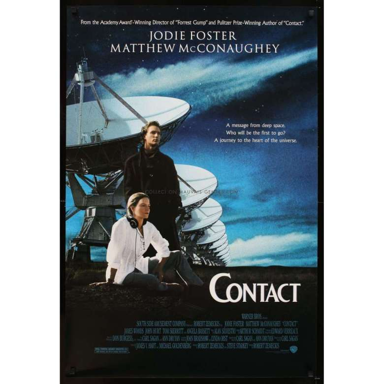 Contact Poster How Did They Do It? 5 Awesome Hollywood Scenes ?