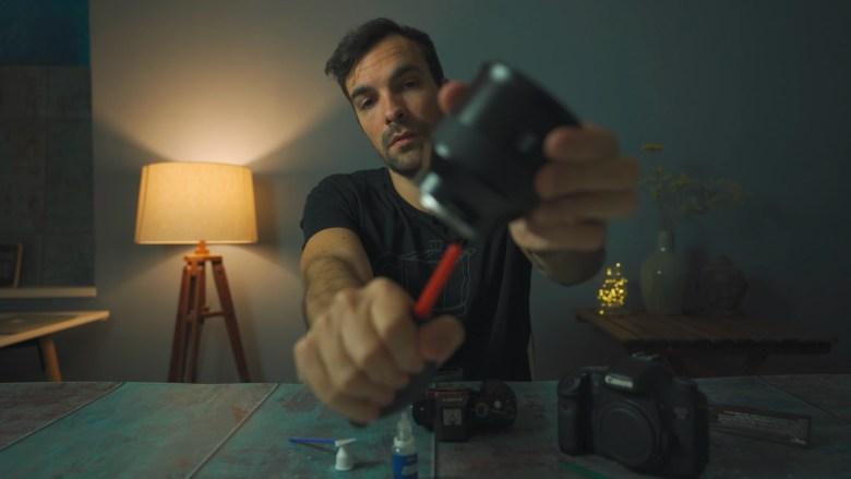 Limpiar Sensor12 1 Cómo limpiar el sensor de tu cámara!