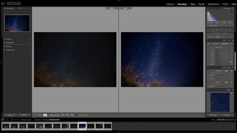 Screen Shot 2021 06 25 at 22.19.30 Cómo tomar fotos a las estrellas y vía láctea