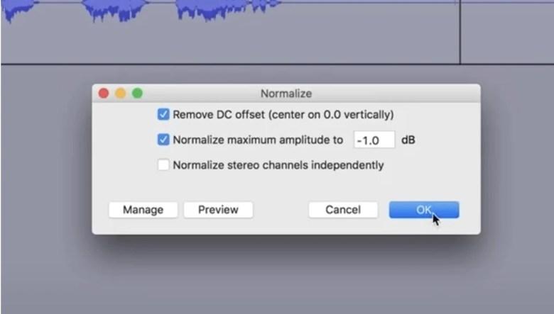 Normalize audacity Cómo grabar y mejorar audio con Audacity, ¡un programa GRATIS!