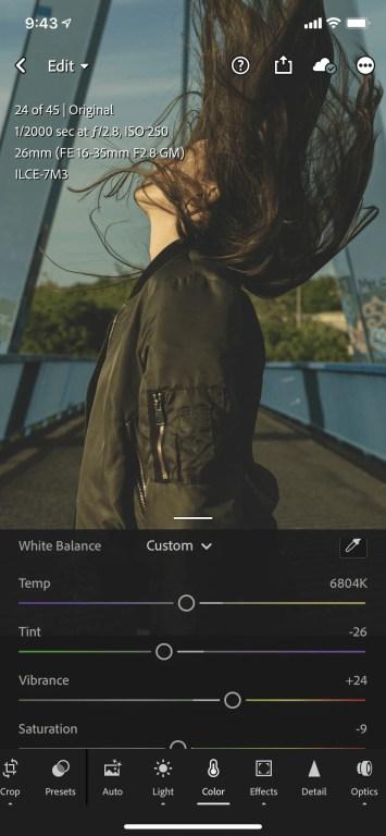 IMG 3910 Cómo editar fotos en tu teléfono con Lightroom Mobile