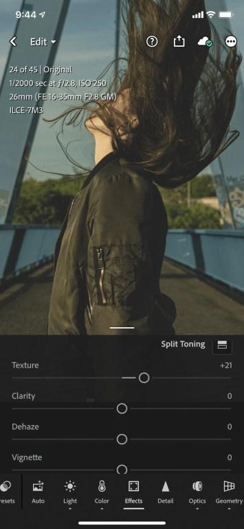 IMG 3911 Cómo editar fotos en tu teléfono con Lightroom Mobile