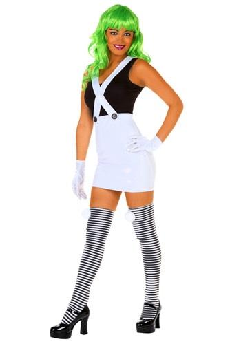 willy wonka womens costume