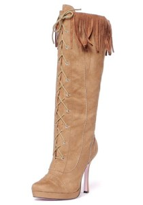 sexy-suede-fringe-boots