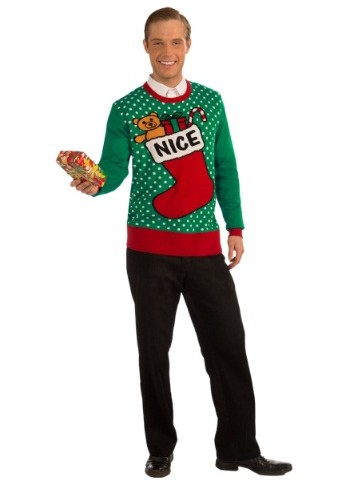 christmas nice cheap ugly christmas sweater
