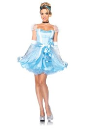 sexy cinderella costume glass slipper