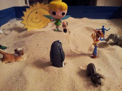 Sand Tray Therapy Solution Focused Counseling Final Part