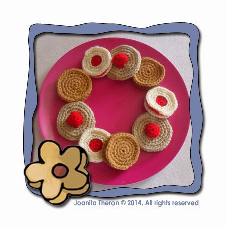 COOKIE COLLECTION VOLUME ONE|CREATIVE CROCHET WORKSHOP