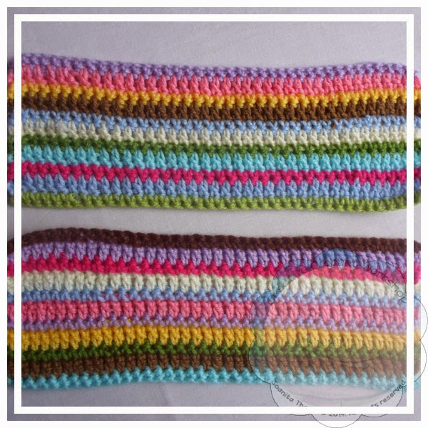 Scrapalicious Bag Part Three - A Free Crochet Along | Creative Crochet Workshop #ccwscrapaliciousbag #crochetalong #scrapsofyarn