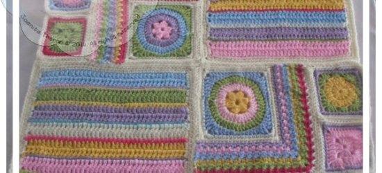 Scrapalicious Blanket Part Three|Creative Crochet Workshop