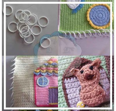 Crochet Dollhouse Playbook Assembly|Creative Crochet Workshop