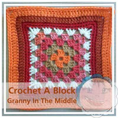 Granny In The Middle | Creative Crochet Workhshop